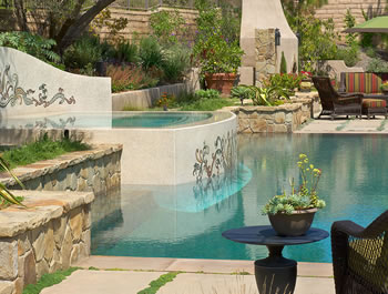 Huntington Pools Inc Designs And Builds Custom Pools, Spas, And Outdoor  Living Spaces In The Greater Los Angeles Area, Including Pasadena, San  Marino, ...