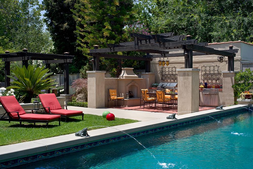 Pasadena Outdoor Living Designer Gallery By Huntington Pools Inc